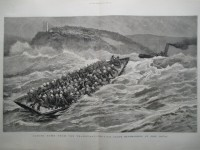 Coming home from the Transvaal-British troops