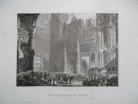 Die Cathedrale in Rouen