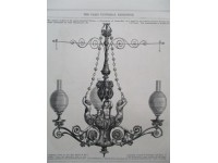 The Paris Universal Exhibition: Chandelier