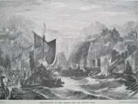 Embarkation of the Greeks for the Trojan War