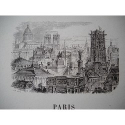 Paris - Les monuments
