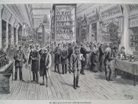 L'Exposition alimentaire (1883)
