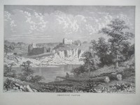 Chepstow Castle, Voyages and Travels